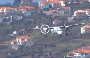 MADEIRA: Gigante Piloto da Sata