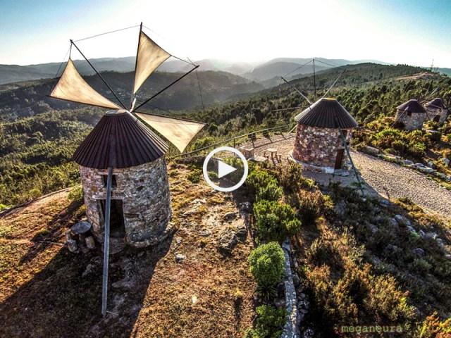 Moinhos da Serra da Atalhada: Paradisíaco