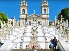 Magnífico Santuário do Bom Jesus do Monte
