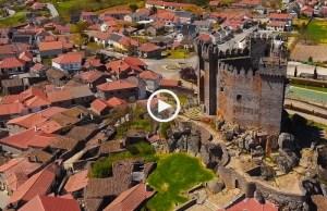 Penedono, um dos castelos mais bonitos de Portugal