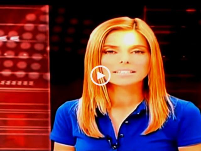 Jornalista TVI perde controlo e dá a notícia a rir