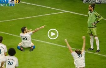 Nem Ronaldo conseguia fazer isto