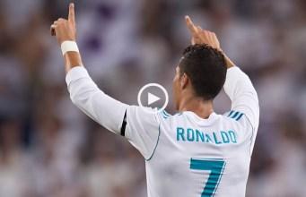 A EMOCIONANTE carta de despedida de CR7 do Real Madrid