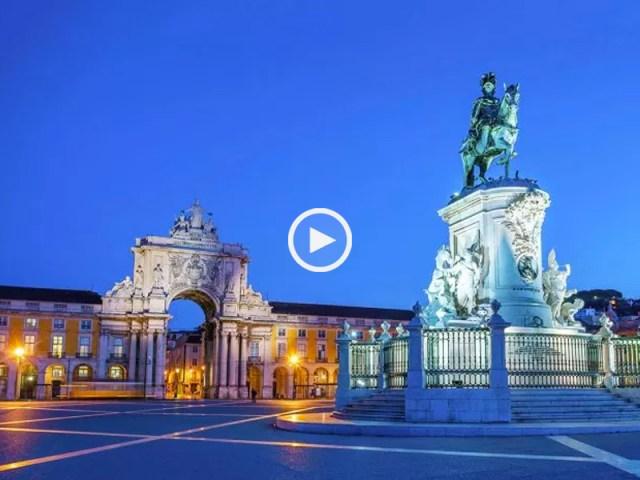 Portugal eleito pela 2ª vez Melhor Destino Europeu