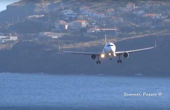 Um Piloto do Outro Mundo na Madeira