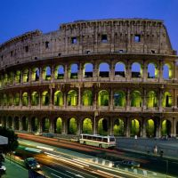 0026 - Colosseum Rome Italy