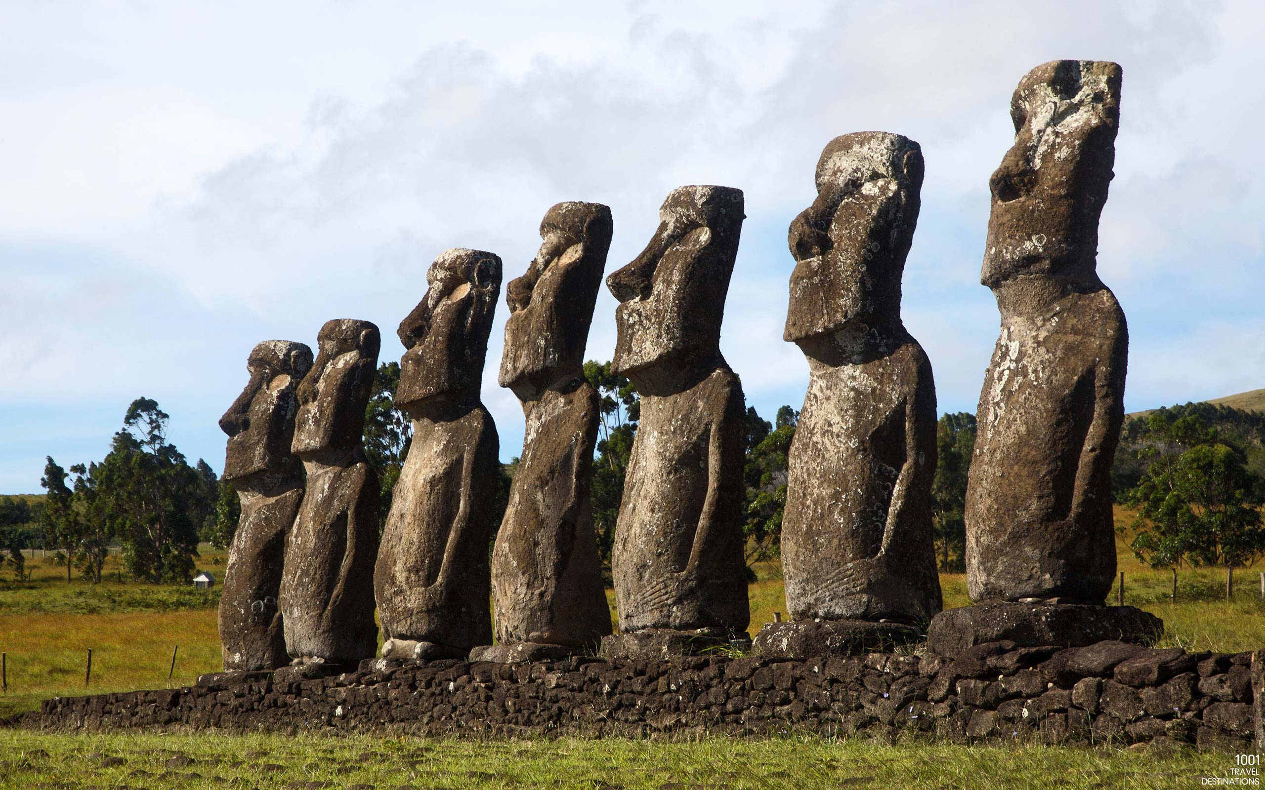 0006  Easter Island Chile  1001 Travel Destinations