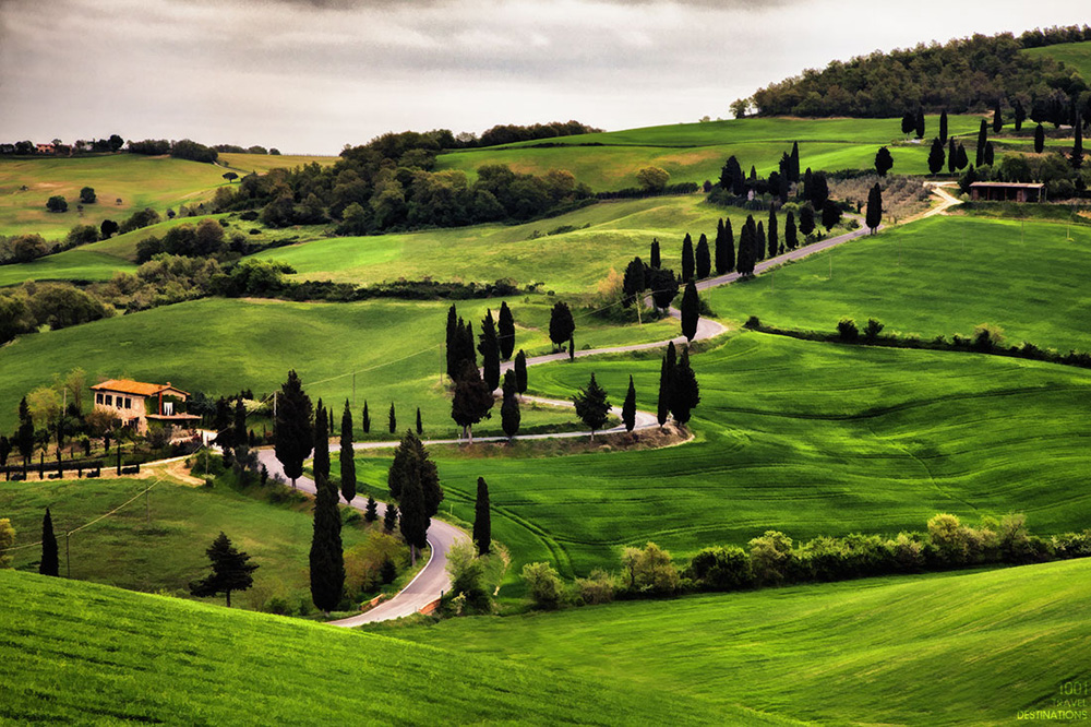 Live Fall Wallpaper For Pc 0021 Tuscany Italy 1001 Travel Destinations