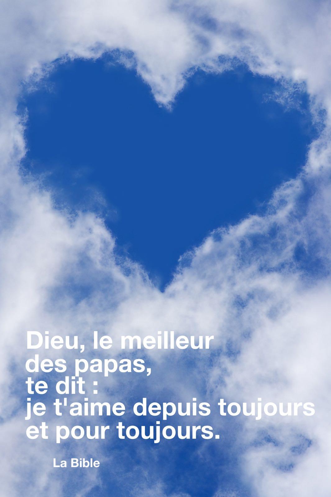 Je T'aime D'un Amour éternel : t'aime, amour, éternel, T'aime, Depuis, Longtemps, Encore, Versets