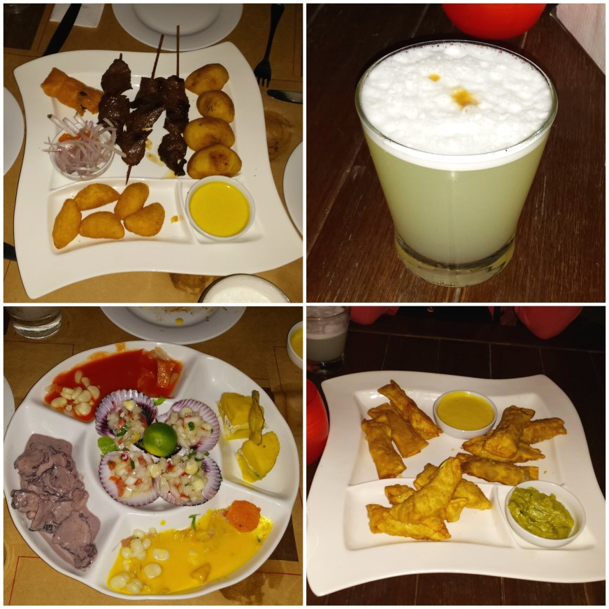 Mangos restaurant, Lima