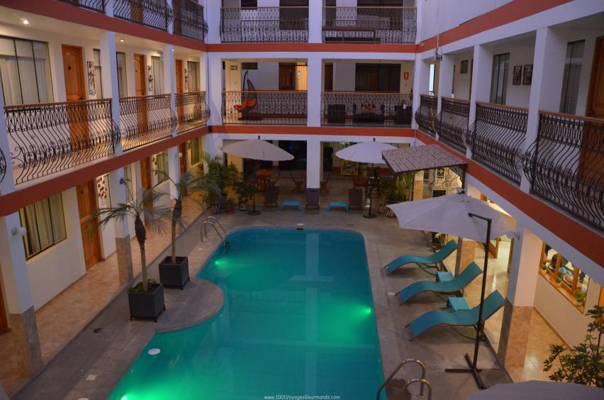 Hotel Las Floras, Ica