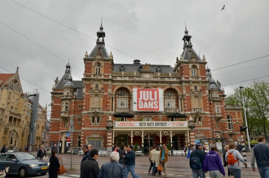Divadlo na Leidseplein