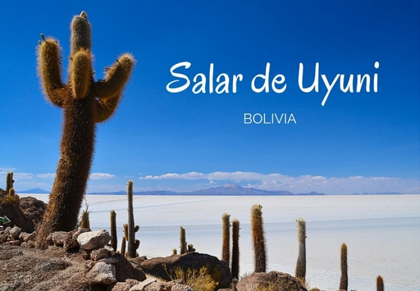 Salar de Uyuni is the world's largest salt flat located in the southwestern Bolivia. Join us on our trip to a breathtaking entirely flat and white desert.