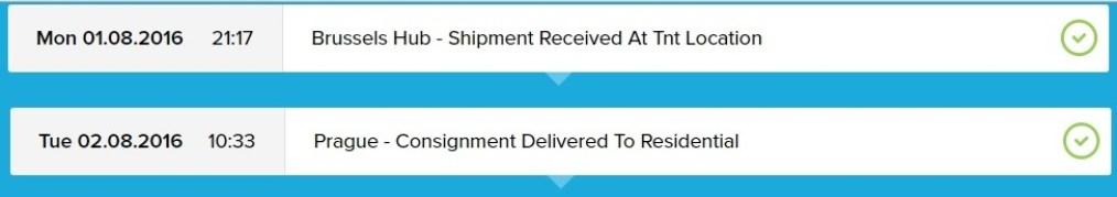 DeliBarry slibuje přepravu zásilek po celém světě rychle, jednoduše, spolehlivě a za příznivou cenu. Jaká je má zkušenost s DeliBarry?