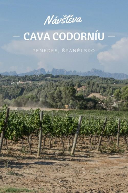 V tomhle článku vám trošku přiblížím, jak vypadala návštěva Cava Codorníu a podíváme se také krátce do Villafranca del Penedès.