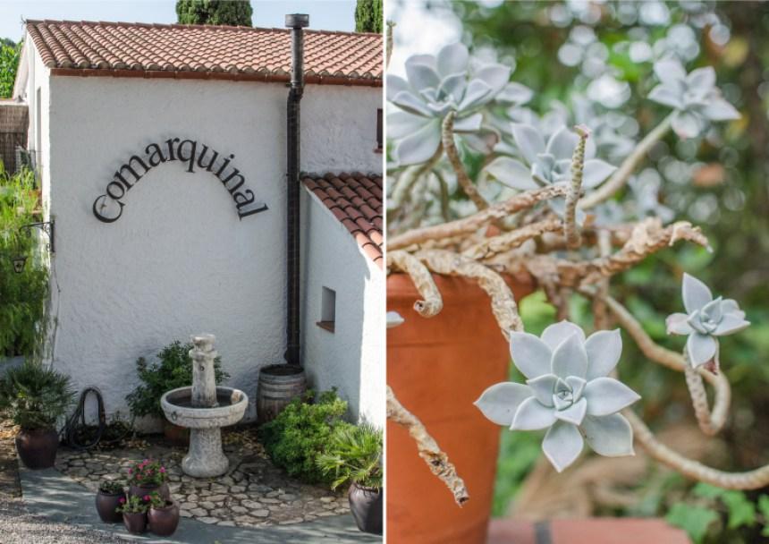 Comarquinal Bioresort Penedes je krásně zařízený domek v katalánském rurálním stylu a místo naprostého klidu, schované mezi borovými hájemi a vinicemi.