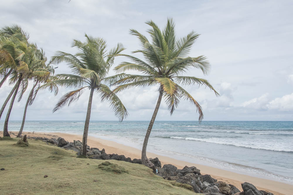 La Pared, Luquillo