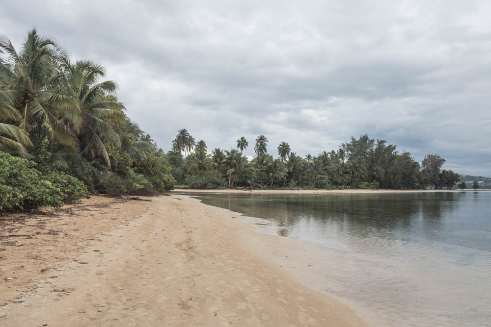 Another post from my Puerto Rican series is about the beaches in Luquillo and our trip to the El Yunque National Forest. Despite the rain, we enjoyed here!