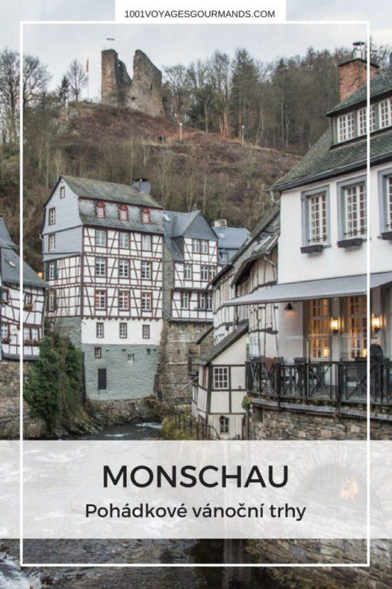 Jedno z nejkrásnějších měst Německa najdete hned u hranic s Belgií, které se během Adventu mění na pohádkové místo. Jak vypadá vánoční Monschau?