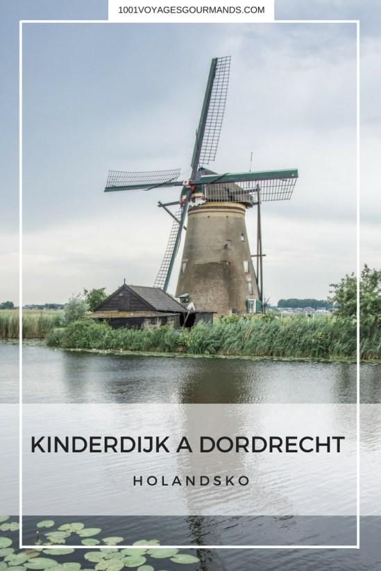 V květnu tu byla na návštěvě sestra, a tak jsme ji vzali do Holandska obhlédnout větrné mlýny v Kinderdijku a podívali jsme se také do nedalekého Dordrechtu