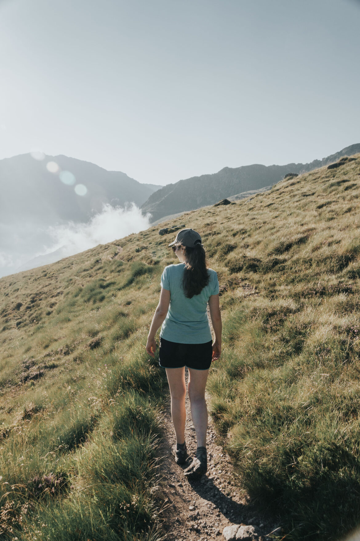 How we took a half-day hike in the Aston Valley in the Pyrenées and didn't give up to find the Étangs de Fontargente.