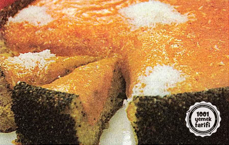 Nefis Revani Tarifi-Hurmali Revani Tatlisi yapimi-kac kalori ve besin degeri-resimli yemek tarifleri
