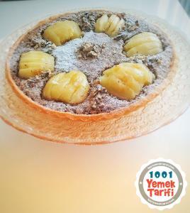 Elmalı Kremalı Tart Tarifi nasıl yapılır kaç kalori