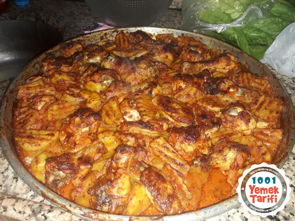 fırında tavuk tarifi nasıl yapılır