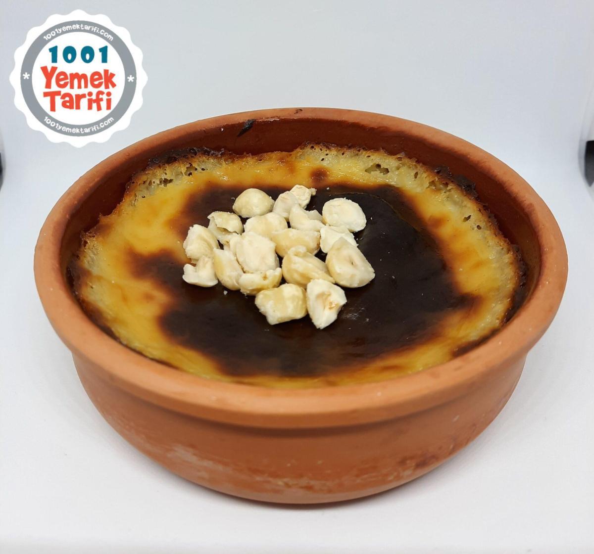 Süt Helvası Tarifi nasıl yapılır-kaç kalori