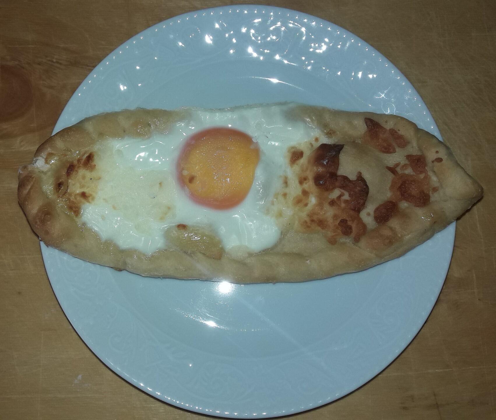 Yumurtalı Sade Pide