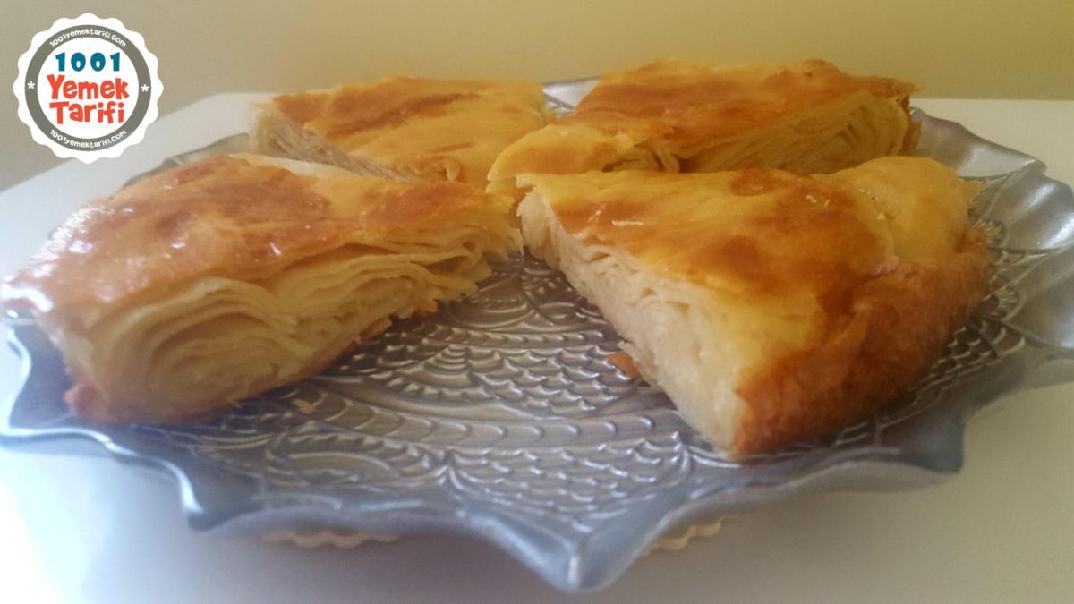 Saya Çöreği Tarifi-nasıl yapılır