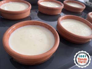 fırında güveçte sütlaç nasıl yapılır-kaç kalori