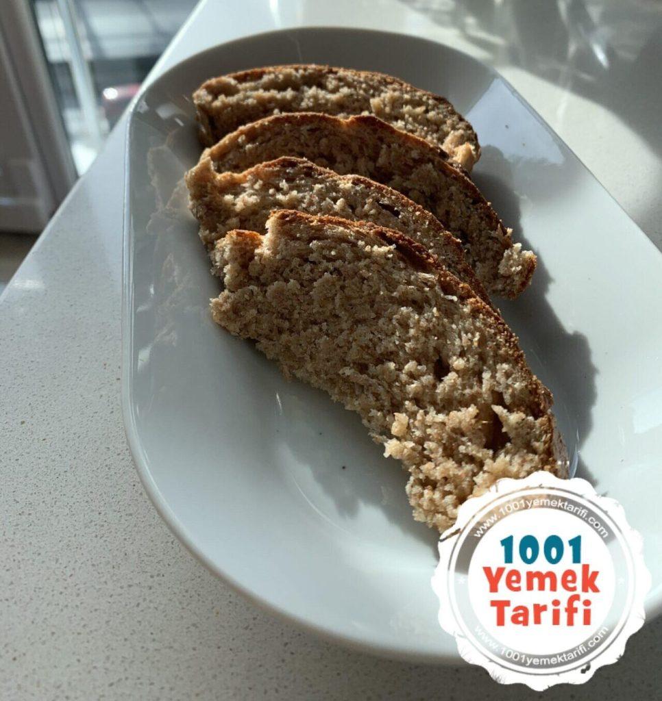 evde Tam Tahıllı Tost Ekmeği Tarifi