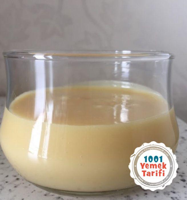 Süt Reçeli Tarifi-kac kalori-nasıl yapılır-1001yemektarifi