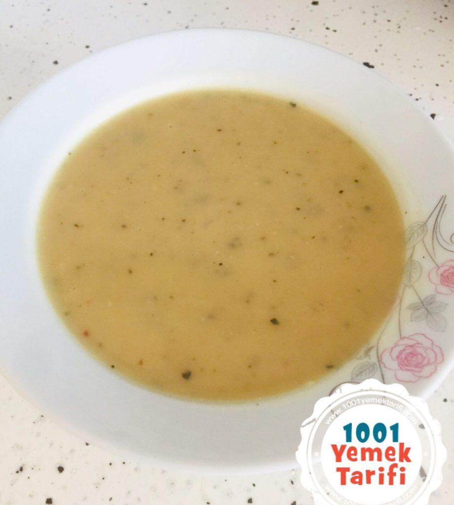 mercimek çorbası tarifi yapımı nasıl yapılır kaç kalori puf noktaları-1001yemektarifi