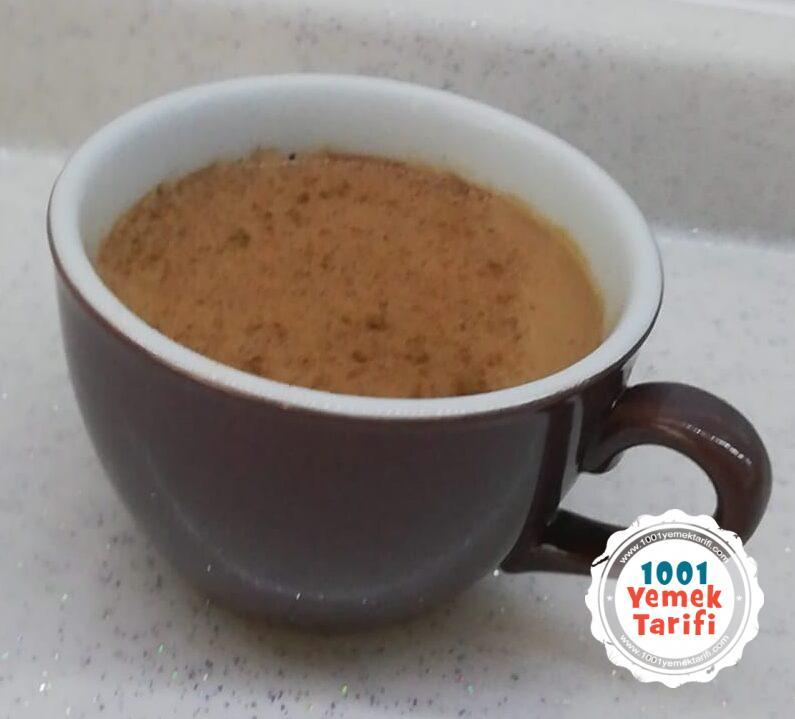 Chai Tea Latte Tarifi (starbucks usulü)