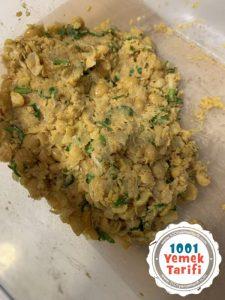 Falafel Köfte Tarifi (Nedir? Nasıl Yapılır) yapımı kaç kalori