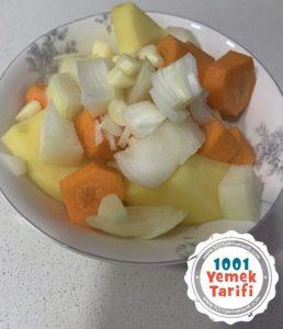 Süzme Balık Çorbası Tarifi-yapımı nasıl yapılır-bebekler ve çocuklar için