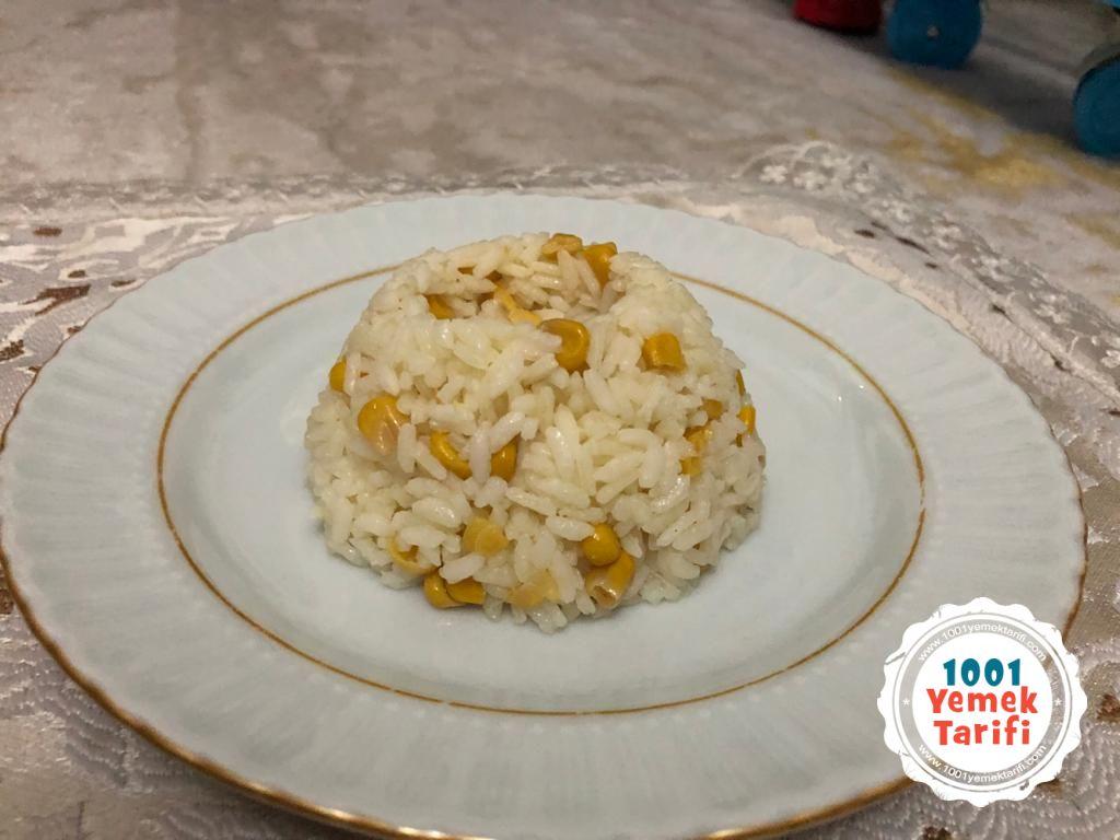 Mısırlı Pirinç Pilavı Tarifi nasıl yapılır pilav yapımı kac kalori