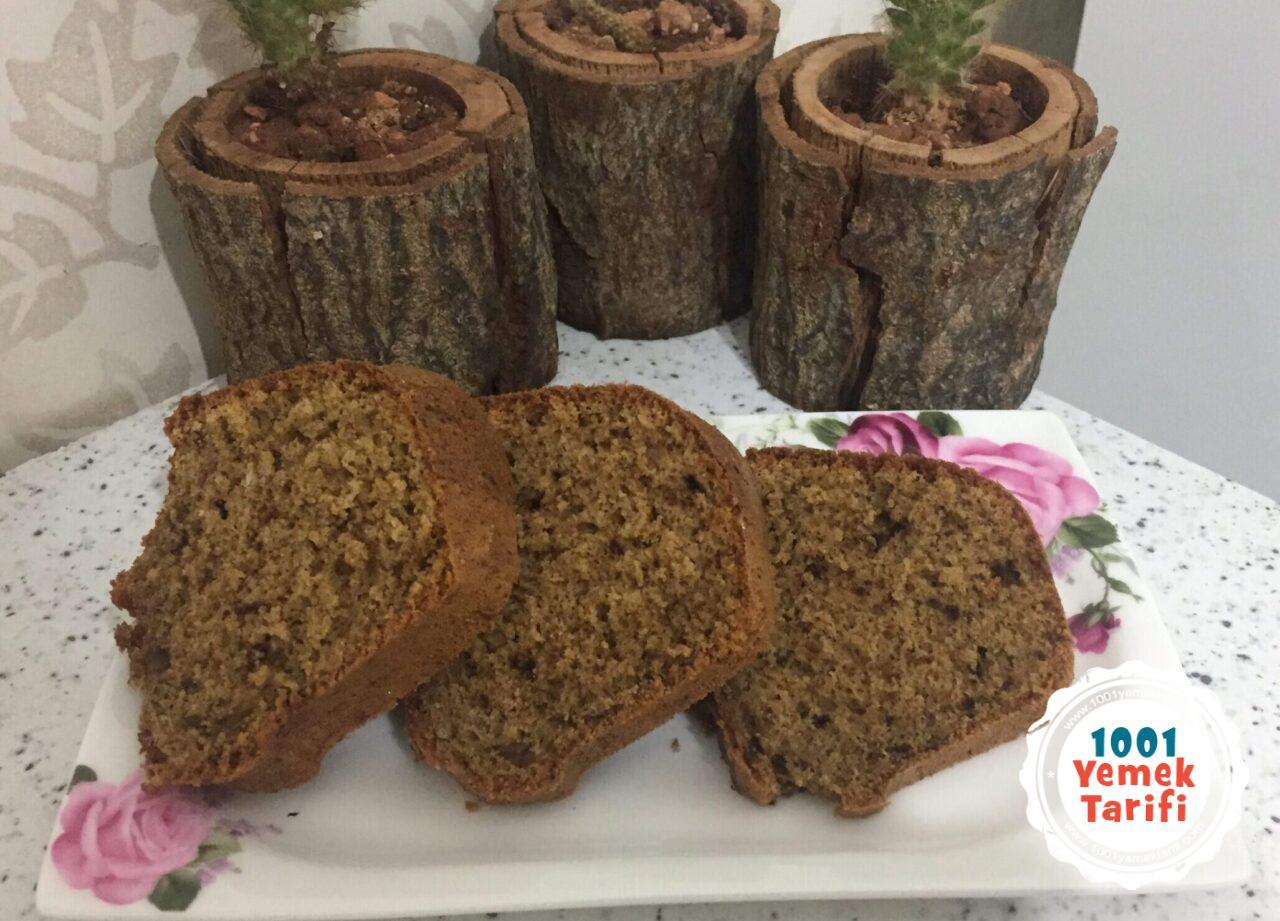 nescafeli kek nasıl yapılır-kahveli kek yapımı