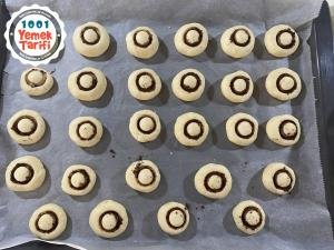Mantar Kurabiye Nasıl Yapılır-kaç kalori-kurabiye yapımı