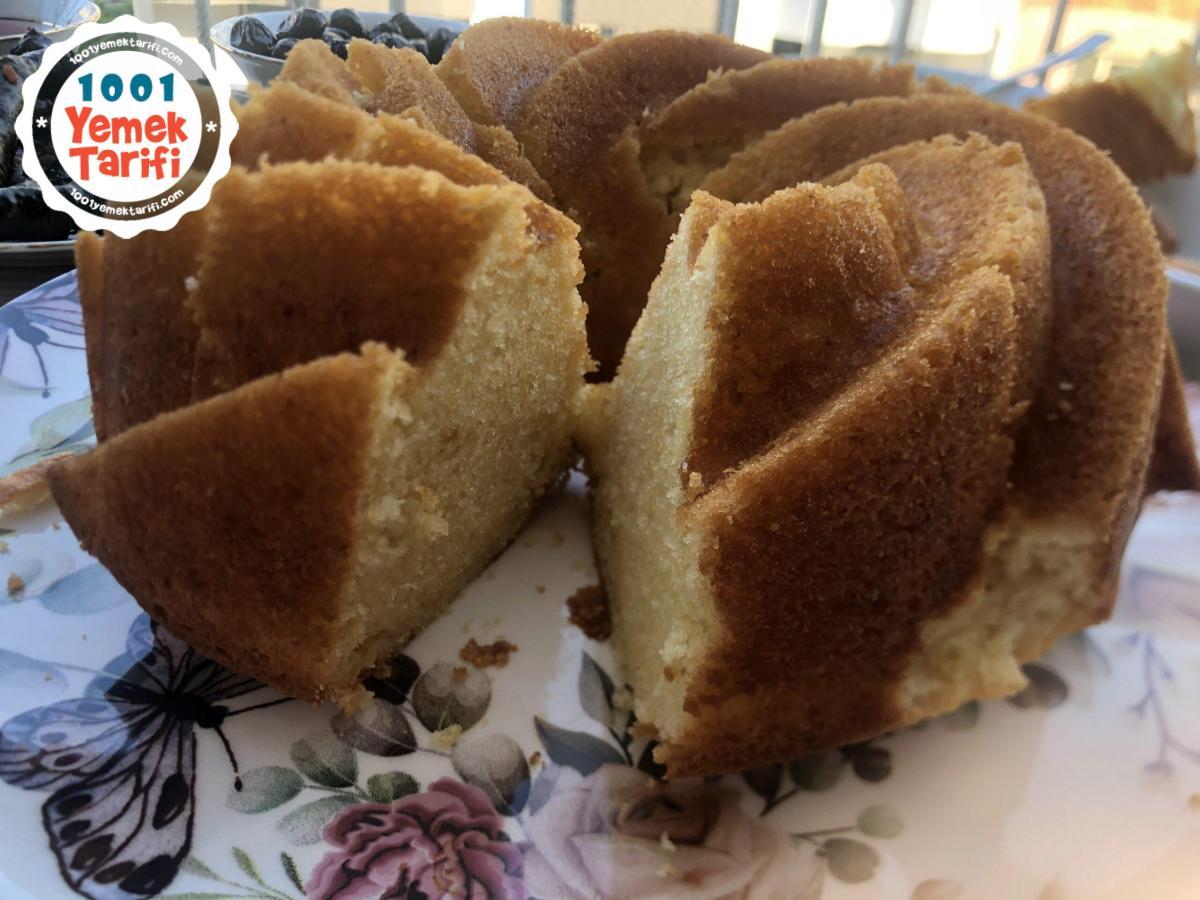 limonlu kek tarifi-kolay kek nasıl yapılır