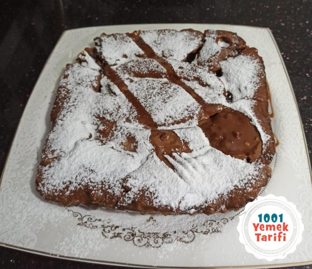 Çikolatalı Pasta Tarifi (nasıl yapılır-kaç kalori)