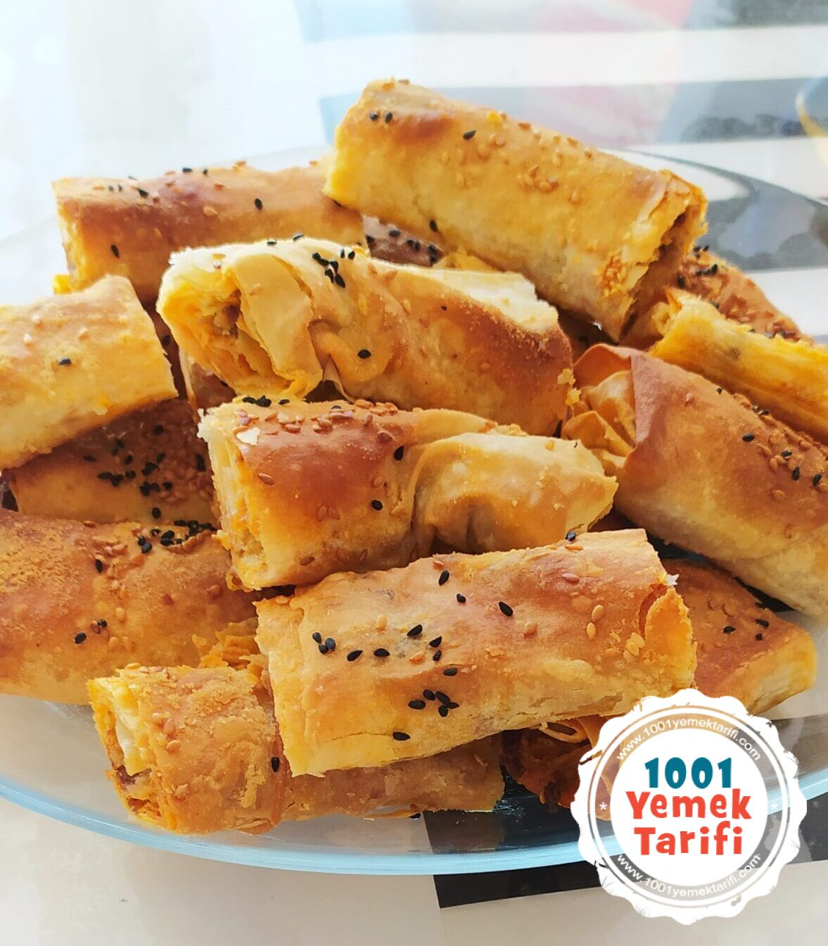 yufkadan patatesli börek tarifi yapımı
