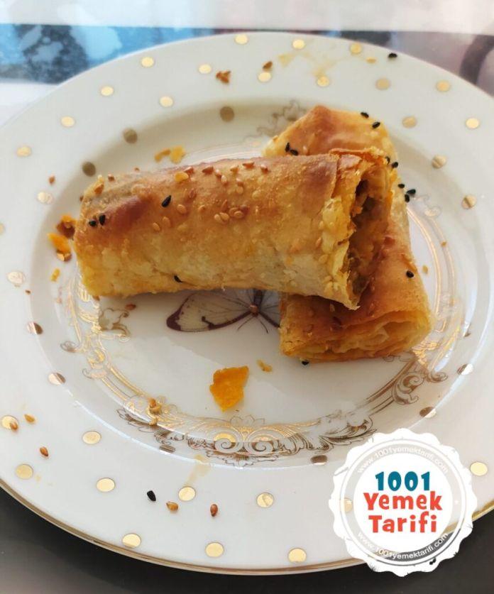 Yufkadan Patatesli Börek Tarifi yapımı nasıl yapılır
