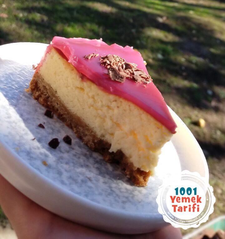 cheesecake tarifi yapımı nasıl yapılır kaç kalori