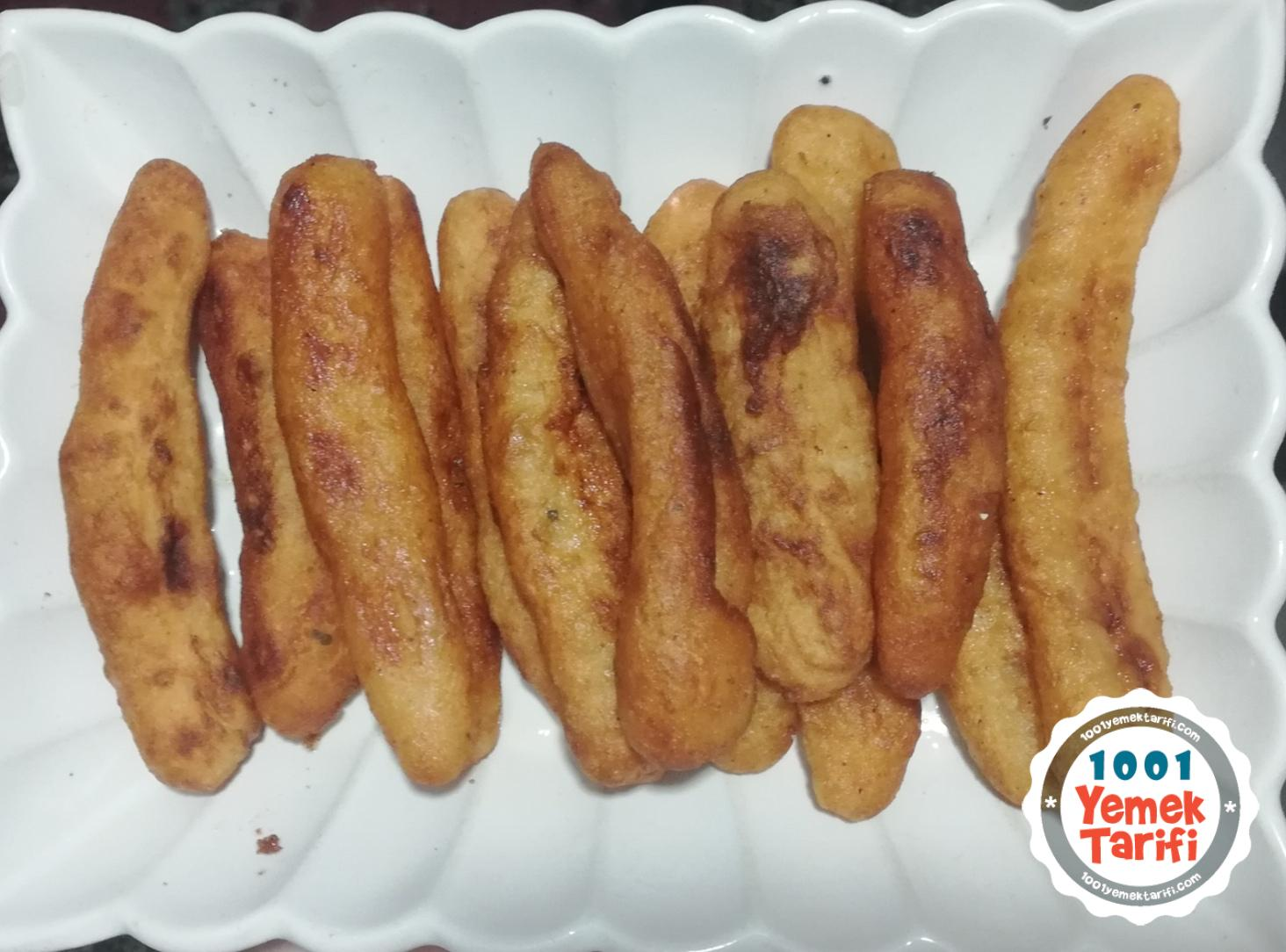 Orijinal Çıtır Patates Çubukları