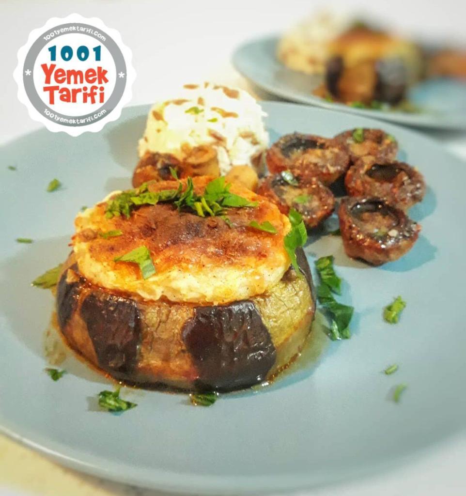 Patates Püreli Bostan Kebabı