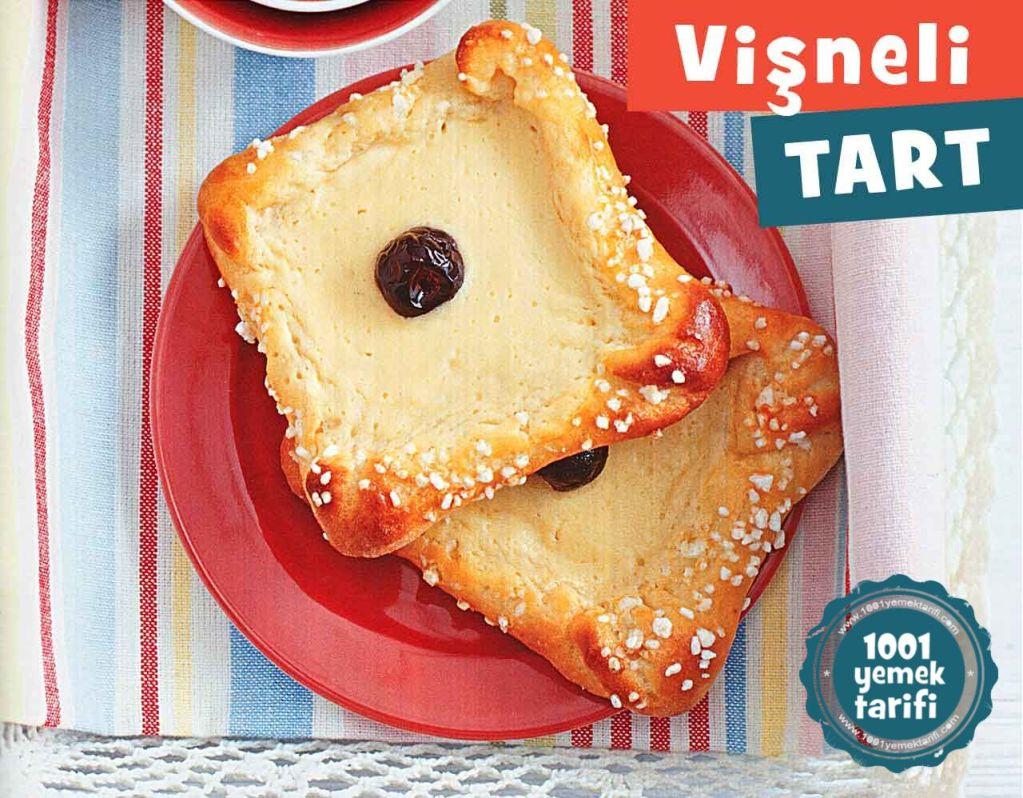 Tart Tarifi: Peynirli ve Vişneli Mini Tartlar