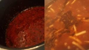 Yeşil Mercimekli erişte Çorbası nasıl yapılır
